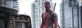 """Zwischen Furz-Witzen spritzt Blut: """"Deadpool"""", der Proll unter den Superhelden"""