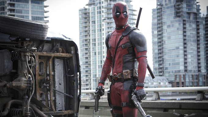 """Superheld """"Deadpool"""" kämpft blutiger als seine Kollegen. Auch privat mag er's gern derbe."""