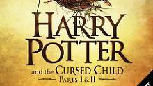 Theaterstück wird gedruckt: Harry Potter kehrt in Buchform zurück
