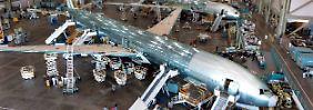 Kosten müssen gesenkt werden: Boeing will Führungskräfte zuerst rauswerfen