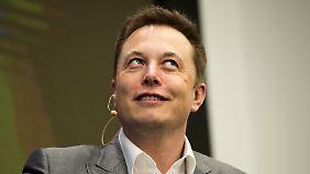 Will die Mobilität revolutionieren: Elon Musk.