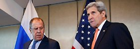 Washington am Zug: Russland legt neuen Syrien-Vorschlag vor