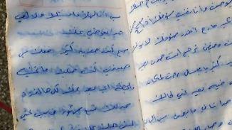 Tragische Liebende aus Damaskus: Tagebuch einer vermissten Syrerin dokumentiert Flüchtlingsdrama