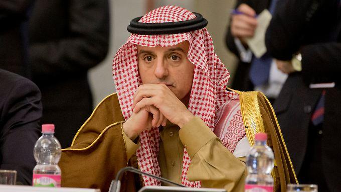 Adel al-Dschubeir warnte Russland vor einem Religionskrieg.