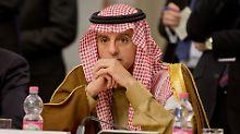 """""""Assad wird es nicht mehr geben"""": Saudis sehen keine Alternative"""