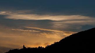 Sonniger Norden: Niederschläge breiten sich aus