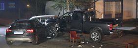 Ermittlungen nach MEK-Einsatz: Polizist schießt auf den Falschen