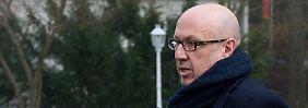 BER-Aufsichtsrat Michael Zehden weist die Verantwortung für die Pannen am Hauptstadtflughafen von sich.
