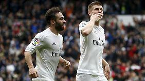 Ein Tor für Toni Kroos, drei Punkte für Real Madrid. Das Heimspiel gegen Athletic Bilbao war ein Erfolg.