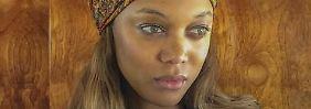 Supermodel-Mutter mit 42 Jahren: Tyra Banks zeigt ihr Baby