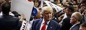 """Wut im US-Wahlkampf: """"Der amerikanische Traum funktioniert"""""""