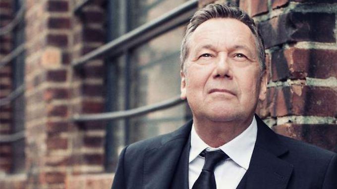 Gerne ein Schlagersänger: Roland Kaiser.
