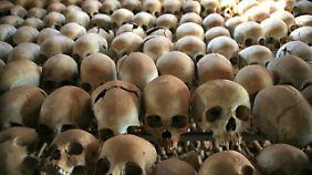 Der Völkermord in Ruanda hat ein ganzes Land geprägt.