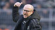Hoffnungsträger als Pleitenkönig: Hannover geht mit Schaaf auch in Liga zwei