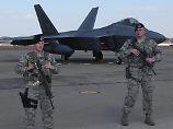 Symbolischer Auftritt am Himmel: USA schicken Stealth-Jets nach Korea