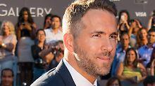 Landet Ryan Reynolds auf dem Mars?Foto:Warren Toda