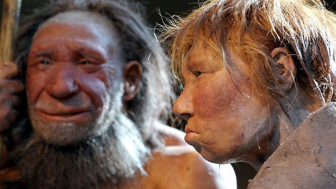 Neandertaler und moderne Menschen hatten schon vor etwa 100.000 Jahren gemeinsame Kinder, haben Forscher des Max-Planck-Instituts herausgefunden.