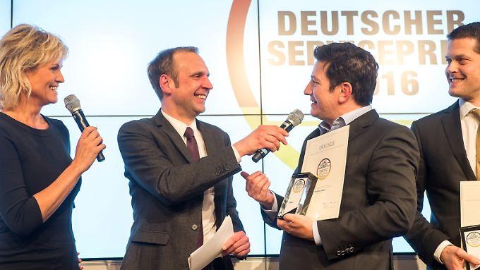 n-tv Ratgeber: Die Gewinner des Deutschen Servicepreises