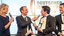 """Hier ist der Kunde König: """"Deutscher Servicepreis 2016"""" verliehen"""