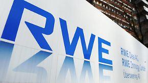 Nettoverlust von 600 Millionen Euro: RWE kündigt schwierige Zeiten an