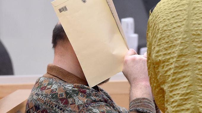Vor Gericht bestritt der Verurteilte, die Taten begangen zu haben. Doch die Beweise waren erdrückend.