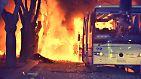 Blutiger Anschlag in Ankara: Autobombe tötet 28 Menschen