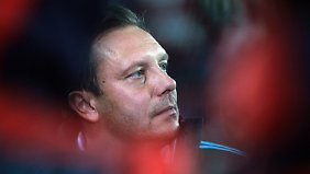 Bekommt immer mehr Kritik für seine taktischen Ideen: Schalkes Coach Andre Breitenreiter.