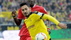 Verlässt Ilkay Gündogan den BVB im Sommer? Die Zeichen verdichten sich.