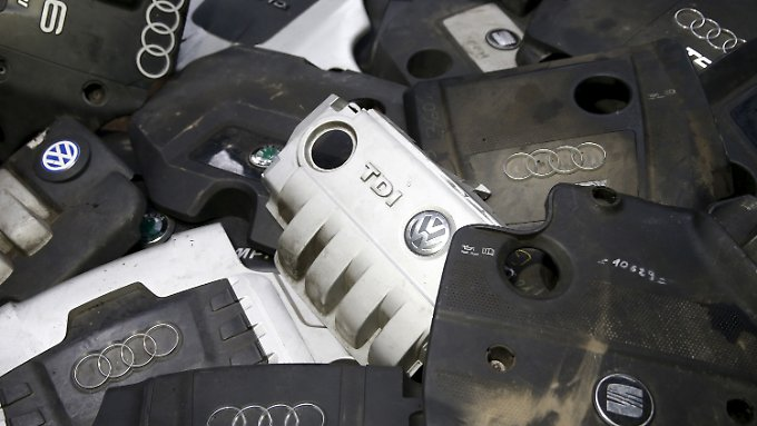 Allein in Deutschland sind 2,5 Millionen VW betroffen.