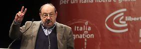 Weltberühmt im Namen der Rose: Umberto Eco ist tot