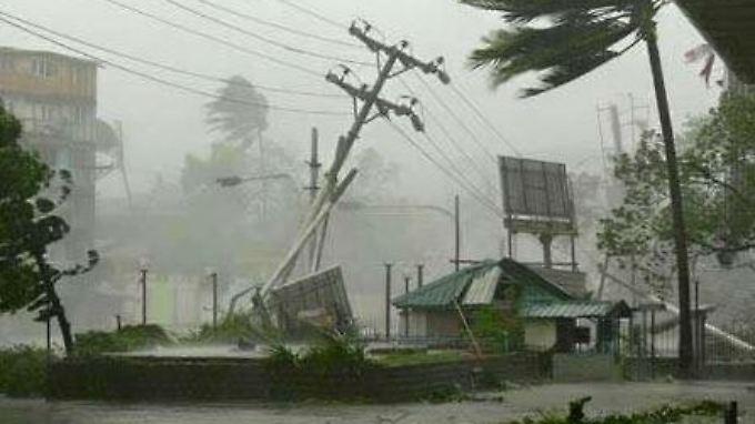 Alle Fidschi-Inseln wurden von der Regierung zum Katastrophengebiet erklärt.