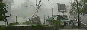 """Zyklon mit 325 km/h: """"Winston"""" verwüstet Fidschi-Inseln"""