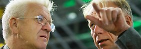 Grüne streiten über Maghreb-Staaten: Trittin boykottiert Kretschmanns Politik