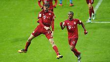 """Doch damit nicht genug. Schuster weiß, dass sich das Schicksal immer dann gegen seine gegen seine Mannschaft verbündet, wenn sie beim Rekordmeister antreten muss: """"Die Bayern brauchen gegen uns immer einen Sonntagsschuss."""""""