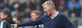 SC Freiburg befreit sich: Effenberg darf SCP-Trainer bleiben