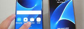 Samsung stellt neues Flaggschiff vor: Das Galaxy S7 lässt kaum Wünsche offen