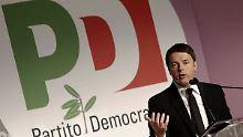 Renzi bereit zu Vertrauensfrage: Stolpert Italiens Regierung über Homo-Ehe?