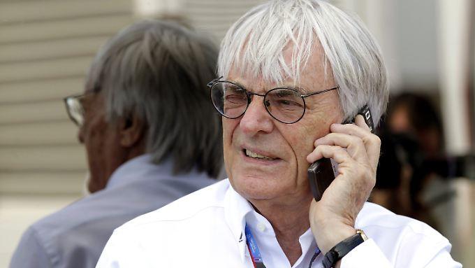 Auf Bernie Ecclestones Empfehlung findet das harsch kritisierte Qualifying-Format auch in Bahrain Anwendung.