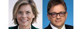 Kauder rüffelt Spitzenkandidaten: CDU zofft sich wegen Flüchtlingspolitik