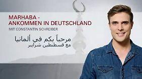 Arabisch mit deutschen Untertiteln: Marhaba, Teil 15: Die Deutschen und ihre Haustiere