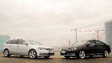 Volkswagen Passat: Vertreters Liebling neu aufgelegt