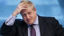Person der Woche: Boris Johnson: Mister Brexit will Premier werden