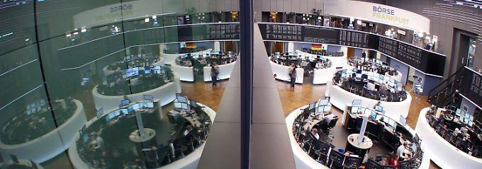 Die Deutsche Börse ist mehr wert als die LSE.