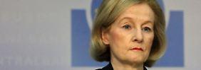 """""""Gefahr einer abrupten Wende"""": Niedrige Zinsen alarmieren EZB"""