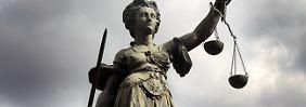 Vergewaltigung auf Uni-Toilette: Fast sieben Jahre Haft für Täter