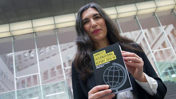 Mehr Menschenrechtsverletzungen: Deutschland steht in der Kritik von Amnesty International