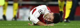 Messi macht Barcelonas 10.000 voll: Für Arsenal schlägt die letzte Stunde