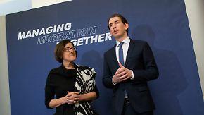Kritik an Westbalkan-Konferenz: Österreich verprellt Griechenland in der Flüchtlingspolitik