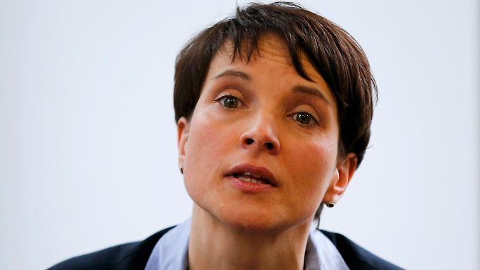 Das Schiedsgericht der AfD hat die von Frauke Petry betriebene Entscheidung aufgehoben.