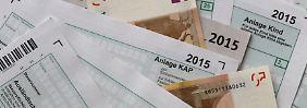 Frist läuft: Steuererklärung abgeben - Pflicht oder Kür?